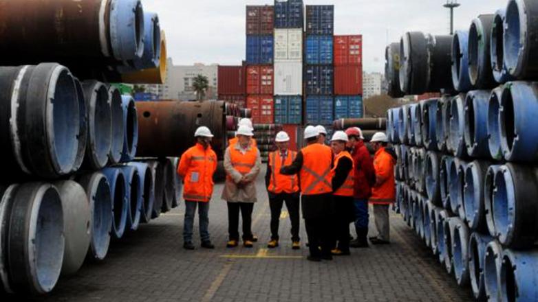 Total ya perforó 1.800 m en busca de hidrocarburos en territorio uruguayo