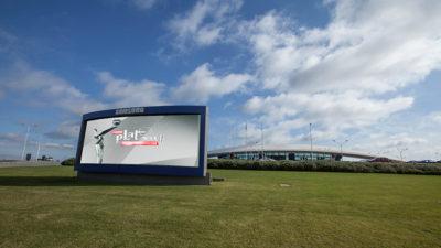 Aeropuerto de Carrasco y Premios Platino se unen para recibir a cientos de celebridades