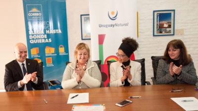 La ANII y El Correo: dos nuevos socios estratégicos para Uruguay Natural
