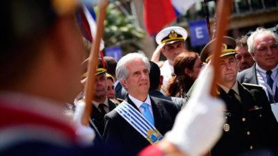 DAVID VENCE A GOLIAT: Celebran en Suiza el triunfo de Uruguay contra Philip Morris
