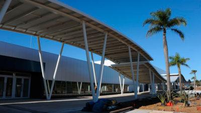 Centro de convenciones de Punta del Este pronto para su estreno