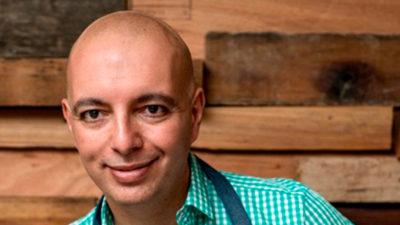 El cocinero Hugo Soca visitó Mendoza y difundió la cocina típica de Uruguay