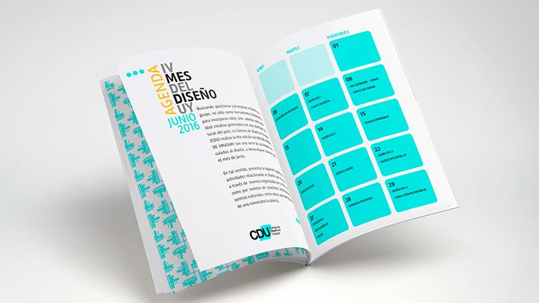 Por cuarto año consecutivo la Cámara de Diseño de Uruguay organizó e impulsó el Mes del Diseño