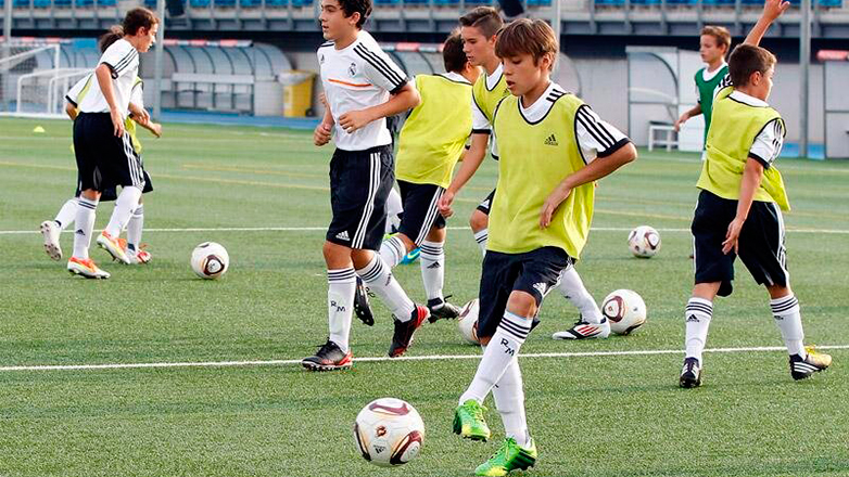 La historia del niño que con 11 años fue llevado al Madrid y hoy viste la celeste