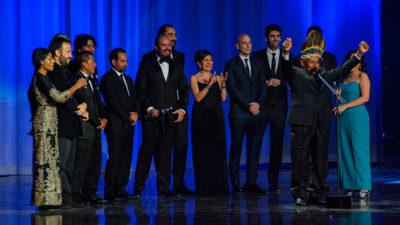 Punta del Este recibió a lo mejor del cine iberoamericano en la III Edición de los Premios PLATINO 2016