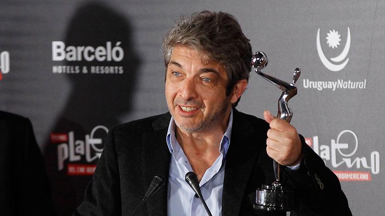 """Ricardo Darin: """"El cine ayuda a vivir mejor"""""""