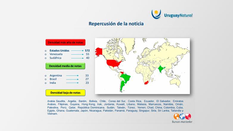 Victoria de Uruguay ante tabacalera Philip Morris destacada en más de 1.000 publicaciones de 52 países