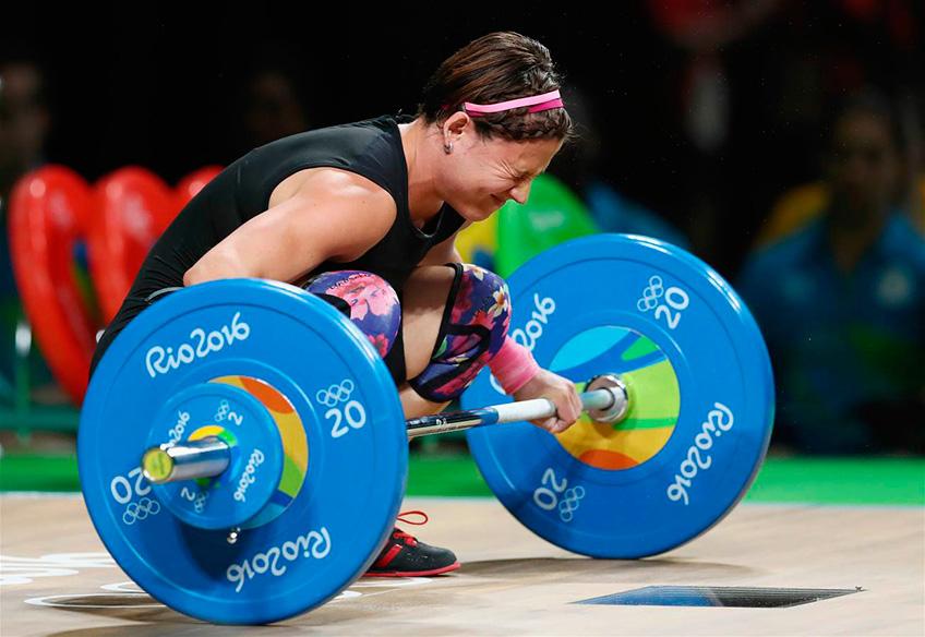 Los Atletas Uruguayos Debutaron En Los Juegos Olimpicos Rio 2016