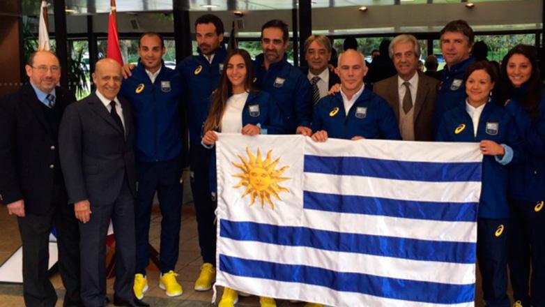 El calendario de los deportistas uruguayos en Río 2016