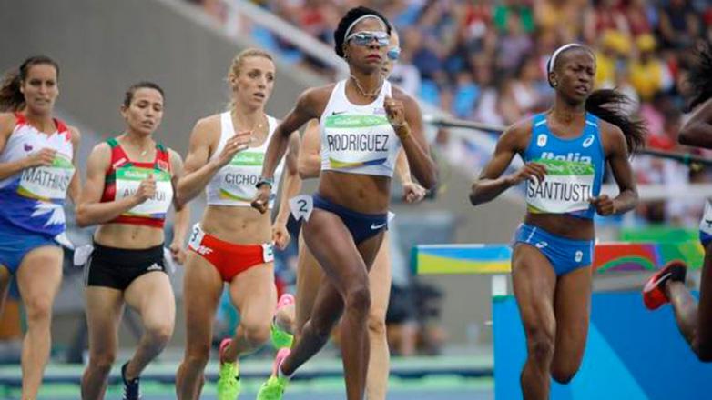 Deborah Rodríguez cumplió su objetivo en Río 2016