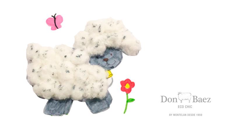 Don Baez celebra el Día del Niño convocando a los más chicos a dibujar ovejas