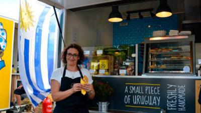 Un foodtruck uruguayo a la conquista del paladar alemán