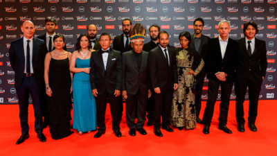 Los Premios Platino y Punta del Este en reportaje exclusivo de Televisión Española