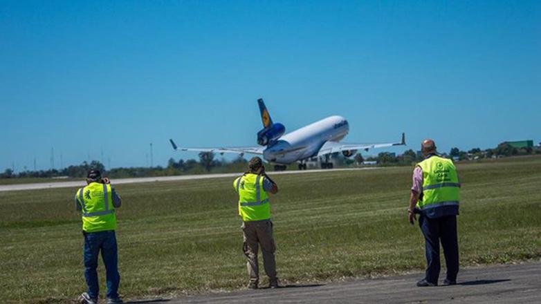 Uruguay y Brasil buscan reactivar el aeropuerto de Rivera