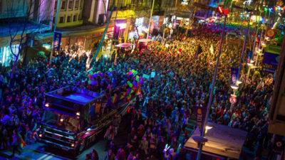 Diversidad sexual en Uruguay