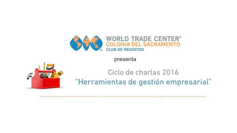 Ciclo de charlas en WTC Colonia