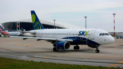 Montevideo y Santiago de Chile conectadas por Sky