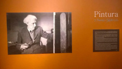 Exposición de Torres Garcia