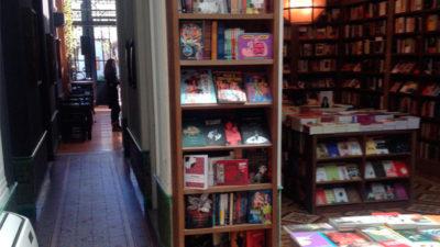 Irvine Welsh en la libreria Escaramuza