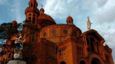 Iglesias y templos en Montevideo