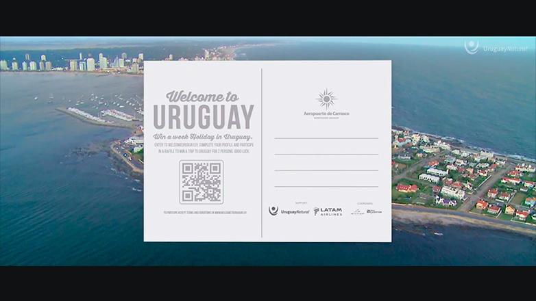 Postales uruguayas alrededor del mundo