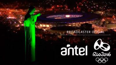 Rio 2016 multiplicó el tráfico en plataformas de Antel