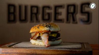 La ruta de la hamburguesa montevideana