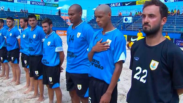 La primera Copa América Sub-20 de fútbol playa será en Uruguay