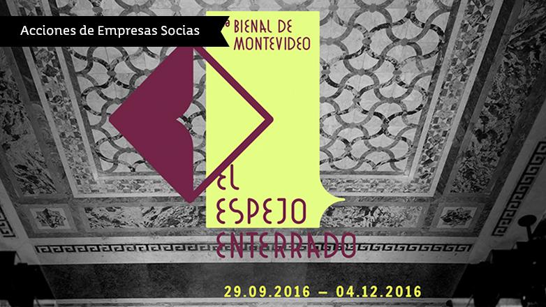 """3° Bienal de Montevideo: """"El Espejo Enterrado"""""""
