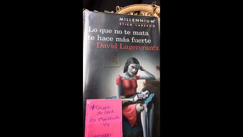 Cacería de libros en Montevideo