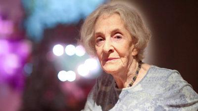 Premio Federico García Lorca de poesía para Ida Vitale