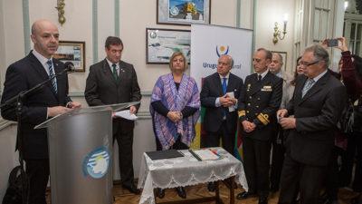 El Instituo Antártico Uruguayo es socio de la Marca País
