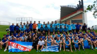 Liga Universitaria uruguaya en la Copa Unisinos