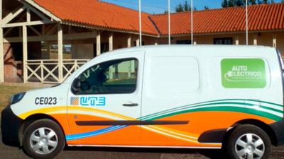 La primera muestra de movilidad eléctrica llegó a Uruguay