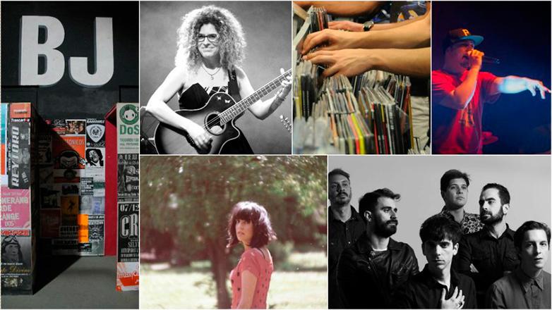 Primera Feria de la música a Montevideo