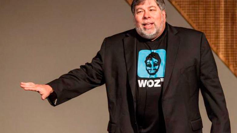 Steve Wozniak disertará en Uruguay