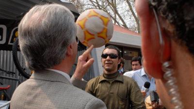 Tabaré Vázquez viaja a China