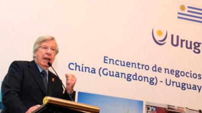 Cooperación entre Uruguay y China