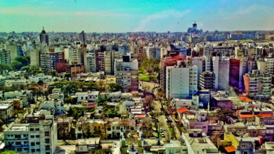 Uruguay is the country with the biggest middle class of the Americas