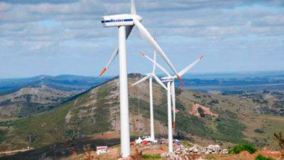 Balance energético de Uruguay
