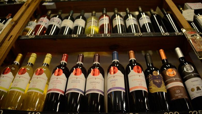 Exportación de vinos uruguayos