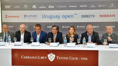 Se viene una nueva edición del Uruguay Open