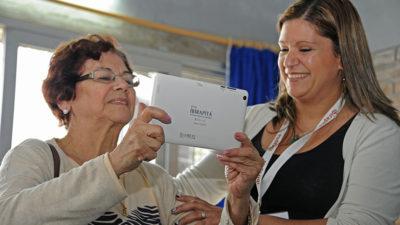 Plan Ibirapitá entregó más de 100 mil tabletas