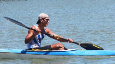 Uruguay en el Sudamericano de canotaje