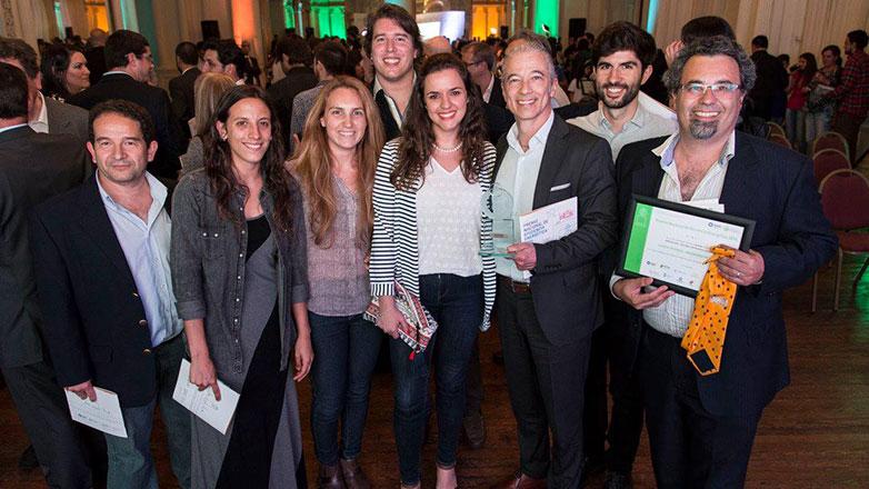 La Casa Uruguaya recibió el Premio Nacional de Eficiencia Energética