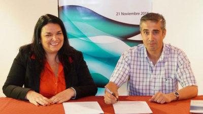 Uruguay apoya la creación de la marca Villa La Angostura