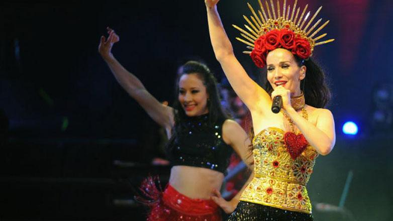 Natalia Oreiro, una reina pop