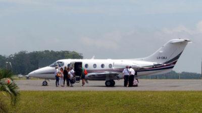 Récord de vuelos privados en el Este