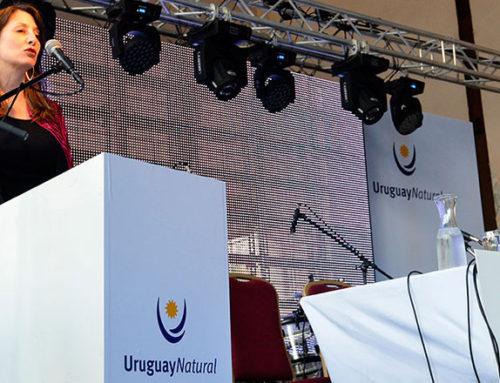 """Theresa Rice: """"Es alentador que Uruguay fomente la inclusión cuando el mundo vive una ola de división"""""""