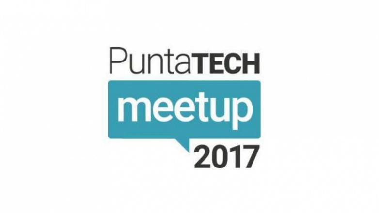 Bienvenida a emprendedores de la región en Punta Tech Meetup